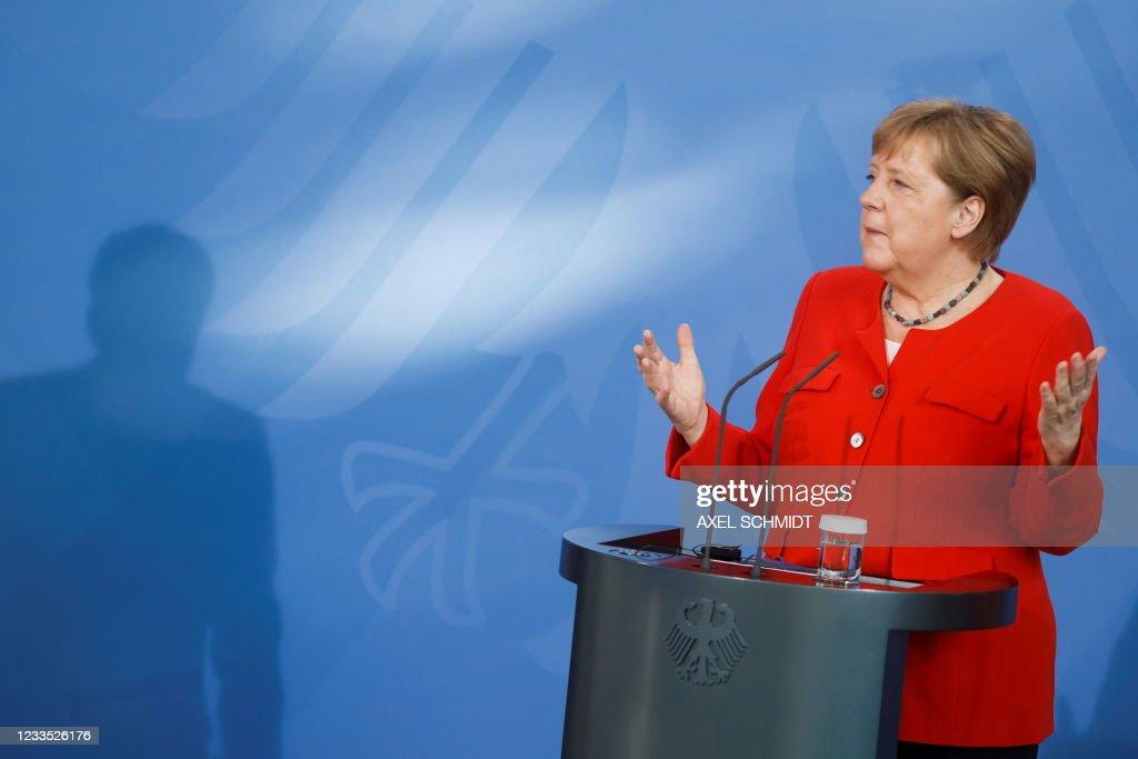 GERMANY-FRANCE-POLITICS-DIPLOMACY : News Photo
