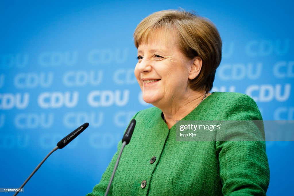Press Conference CDU Berlin