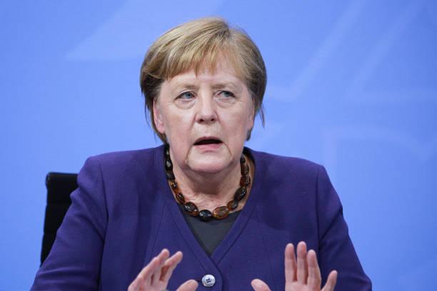 DEU: Merkel Meets With State Leaders As Lockdown Tightens
