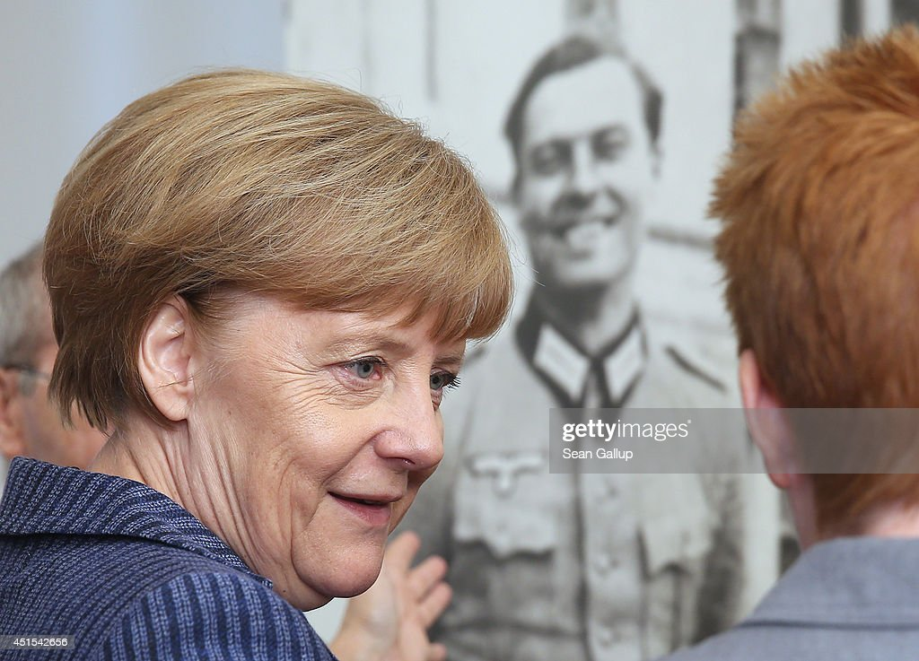 Exhibition Details German Anti-Nazi Resistance : News Photo