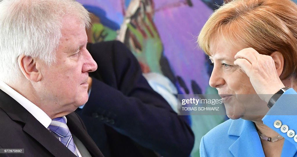GERMANY-POLITICS-CABINET : News Photo