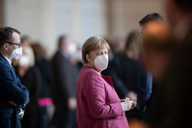 DEU: Bundestag To Vote On New Pandemic Measures