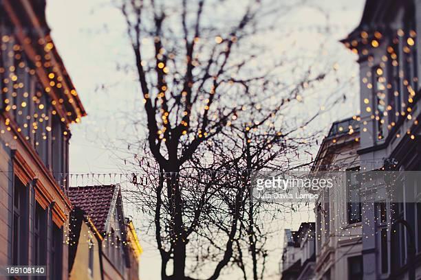German Christmas lights