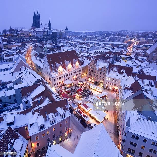 German christmas market in Meissen, near Dresden