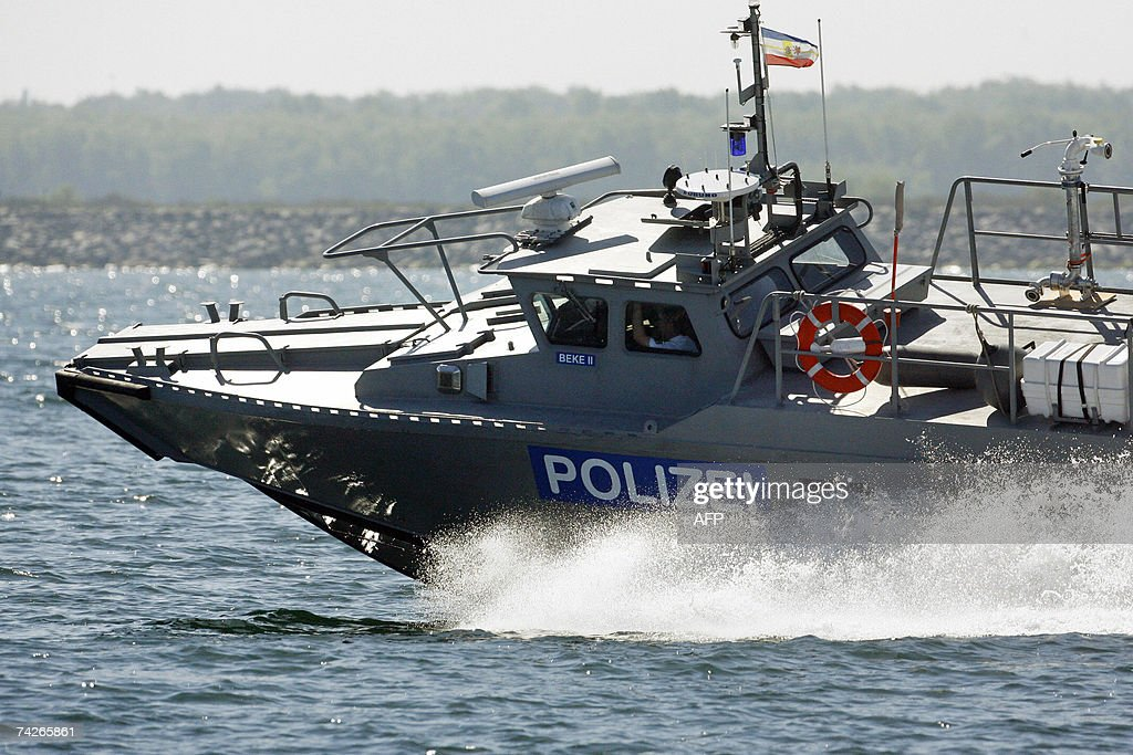 german coast guard