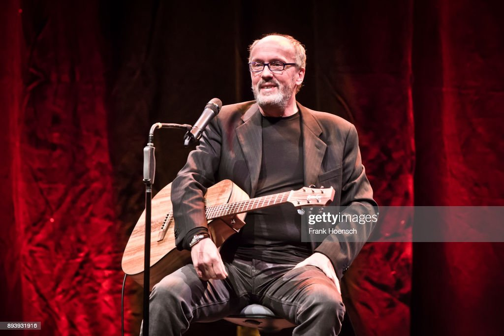Hans Werner Olm Performs In Berlin