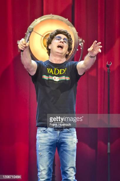 German comedian Atze Schroeder performs live on stage at the Tempodrom on February 16 2020 in Berlin Germany