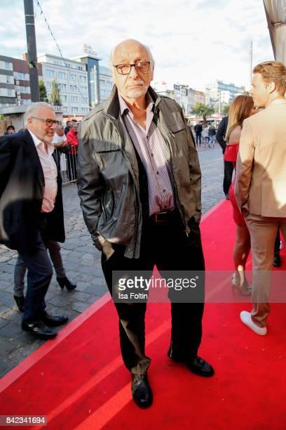 German comedian Karl Dall attends the 'Nacht der Legenden' at Schmidts Tivoli on September 3 2017 in Hamburg Germany