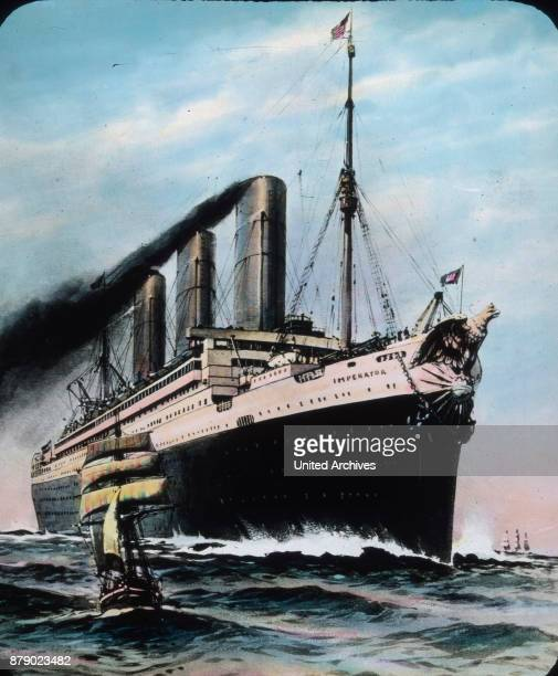 A German contemporary ship of the RMS Titanic was the Emperor who drove for the Hapag line Later the ship sailed under the name RMS Berengaria for...