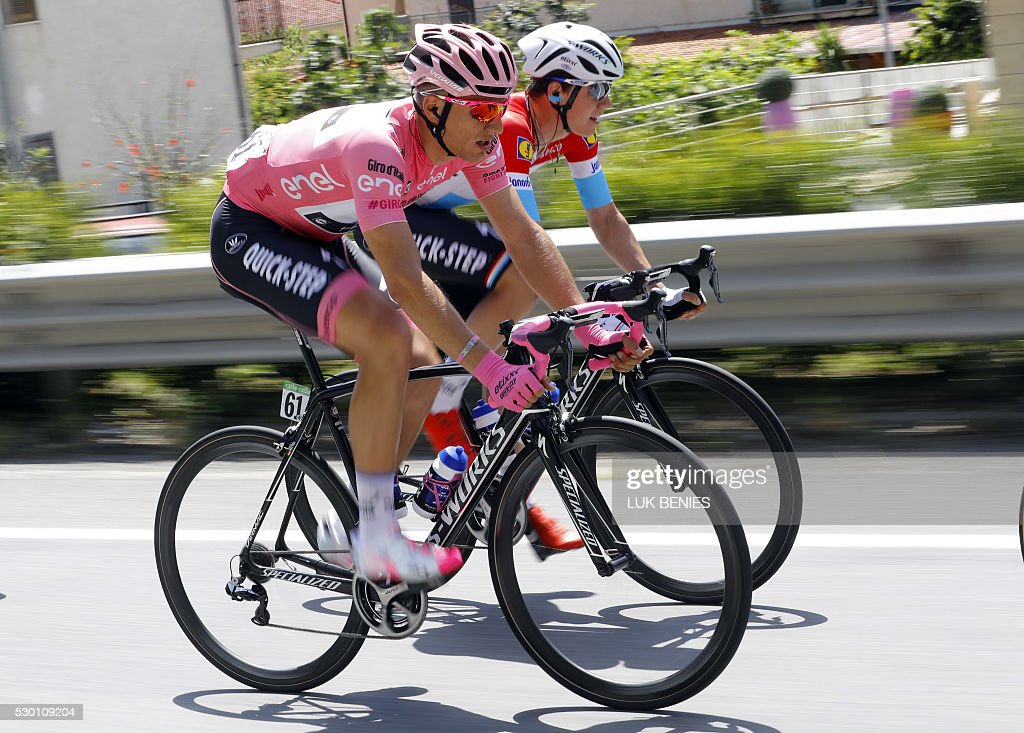 CYCLING-ITA-GIRO : News Photo