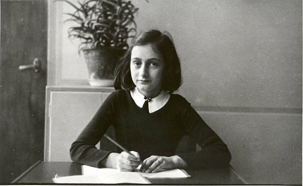 a biography of anne frank a german girl from wwii Background on world war ii in europe: german pride had been wounded by its defeat in anne frank: one of hundreds of thousands anne frank: world war ii.