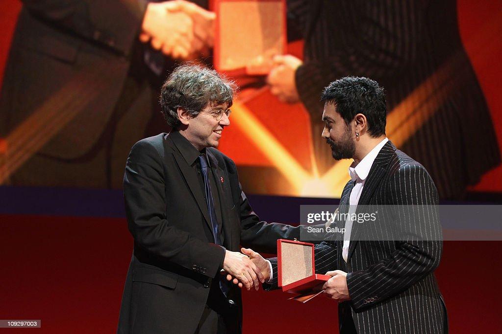 61st Berlin Film Festival - Award Ceremony