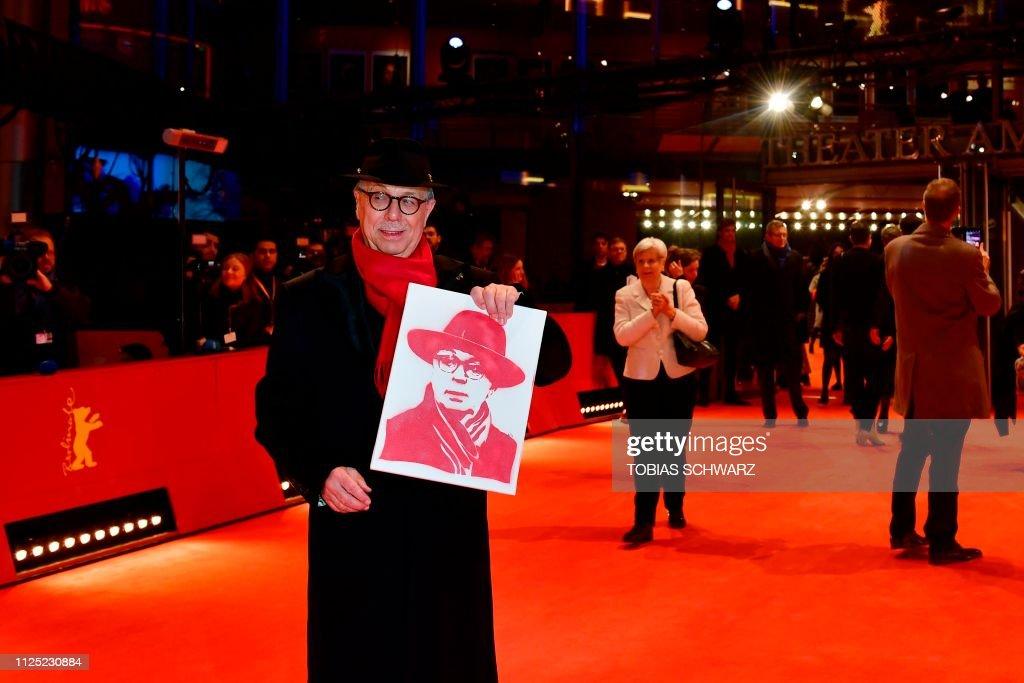 DEU: Closing Ceremony - Red Carpet Arrivals - 69th Berlinale International Film Festival