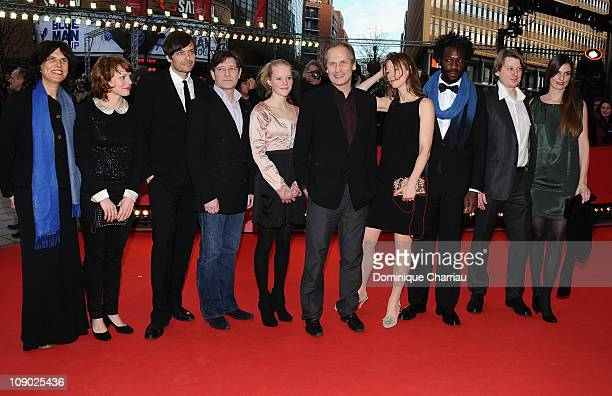 German director Ulrich Koehler Dutch actor Pierre Bokma actress Maria Elise Miller French actor Hippolyte Girardot German actress Jenny Schily French...