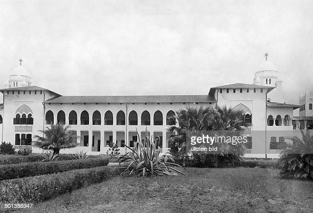 German East Africa Tanganyika Dar es Salam Hospital probably in the 1910s
