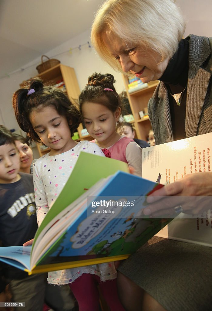 Reading Initiative For Refugee Children Launch