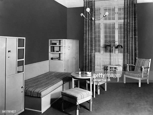 German Empire Interior design by Albert Linschuetz in Alfred Adler s country house Photographer J Scherb undatedVintage property of ullstein bild