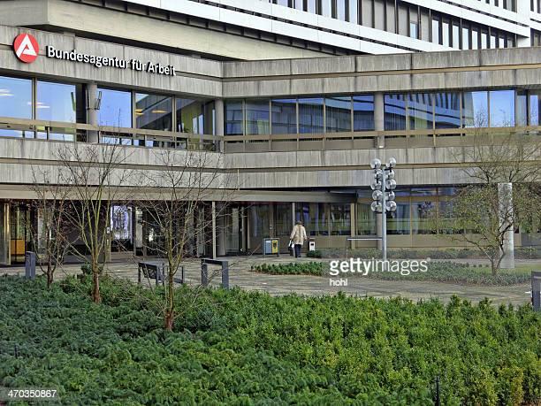 german emprego center-sede - job centre - fotografias e filmes do acervo