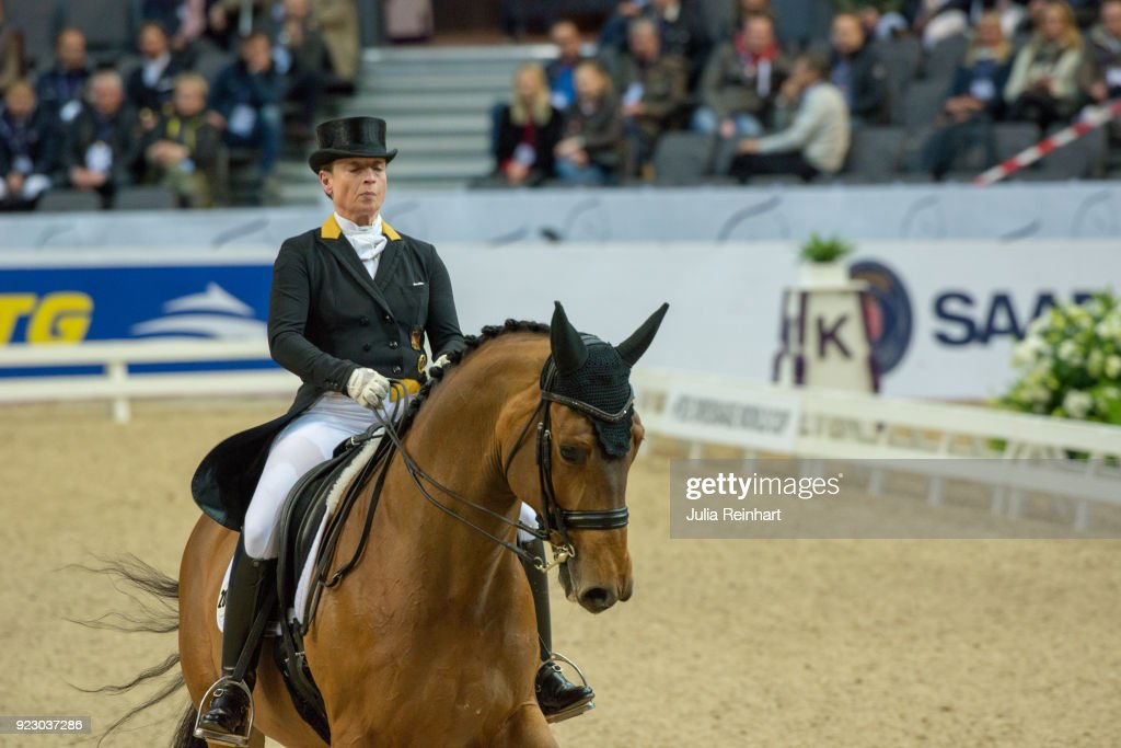 Day 3 - Gothenburg Horse Show 2018