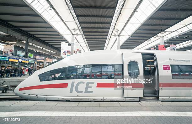 ICE-deutsche express train