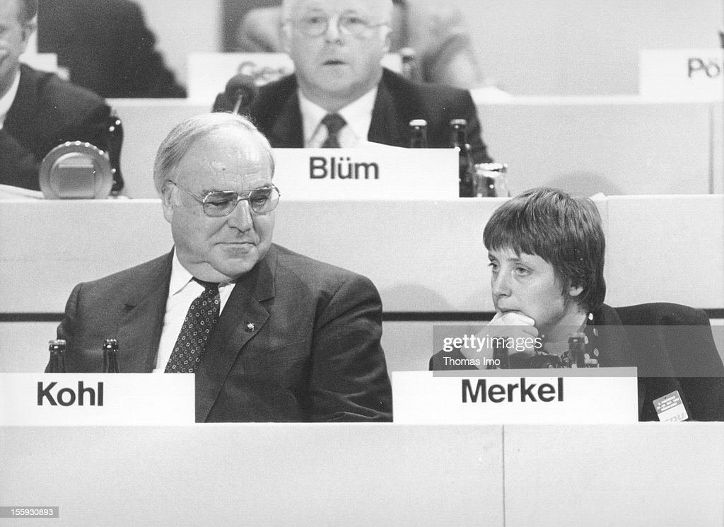 Helmut Kohl : Nachrichtenfoto