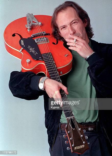 German film composer Hans Zimmer circa 1992