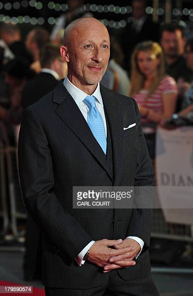 German film director Oliver Hirschbiegel attends the world premiere of Diana in central London on September 5 2013 The film is a biopic of the late...