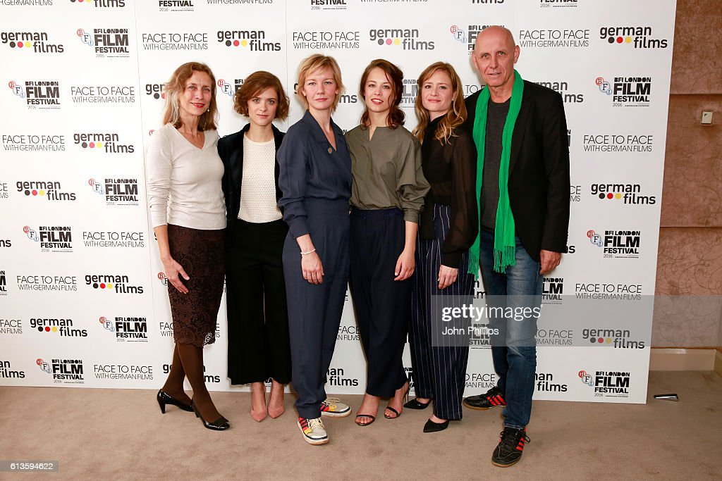'Face To Face With German Films' - Photocall - 60th BFI London Film Festival