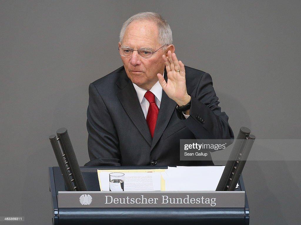 Bundestag Launches Budget Debates