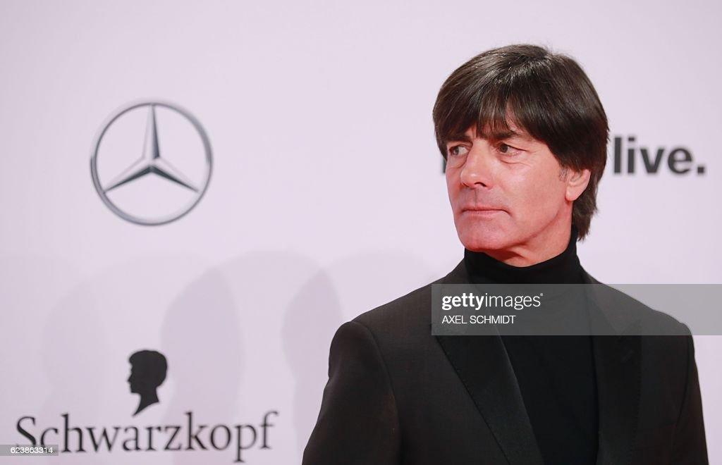 GERMANY-ENTERTAINMENT-AWARD-BAMBI : News Photo