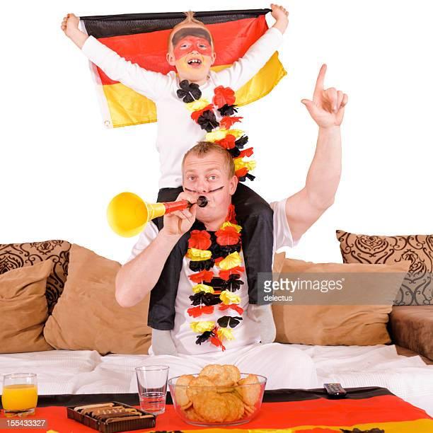 Deutsche Fußball-fans