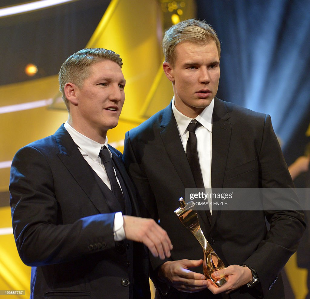 GERMANY-SPORTS-ATHLETE OF THE YEAR : News Photo