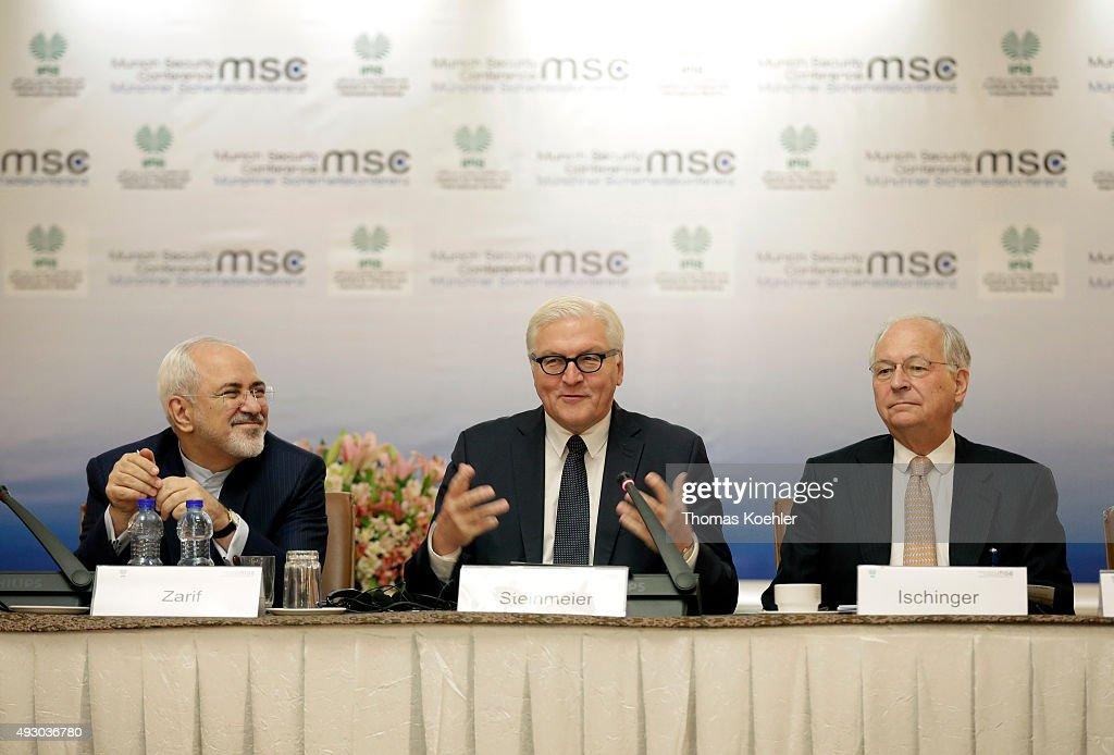 German Foreign Minister Steinmeier Visits Iran