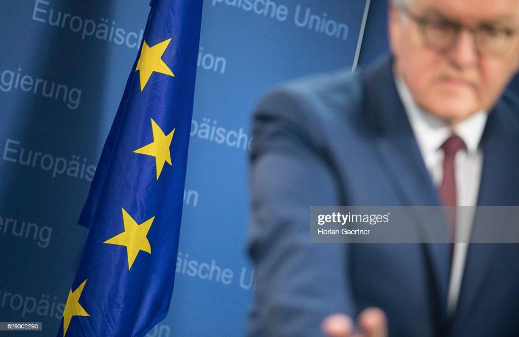 Frank-Walter Steinmeier : Nachrichtenfoto