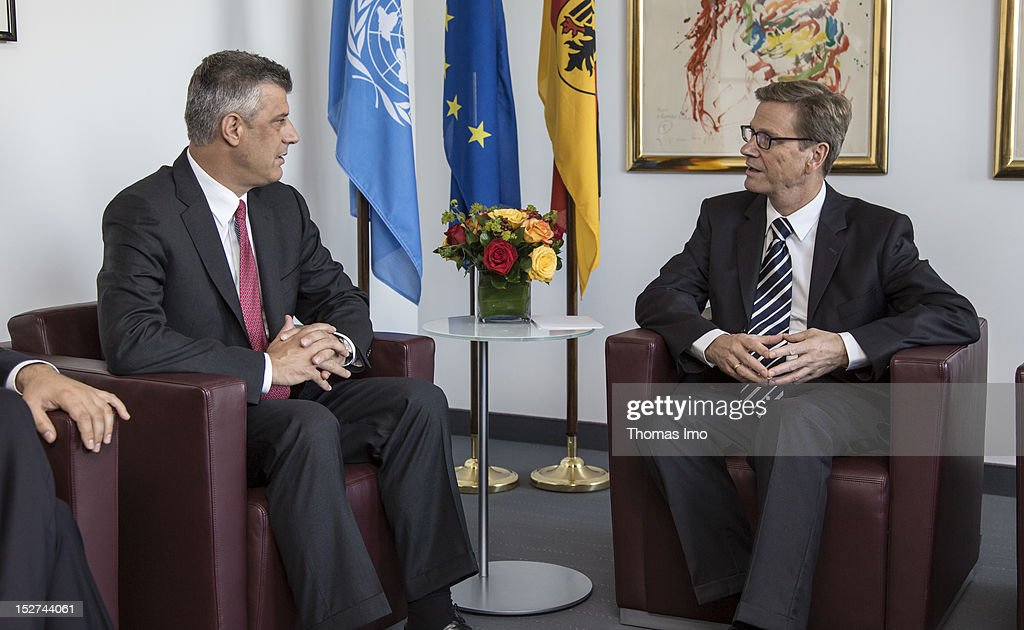 German Foreign Minister Westerwelle Attends UN General Assembly 2012