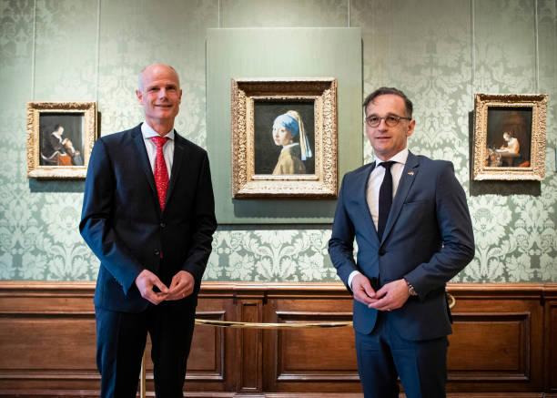 NLD: German Foreign Minister Travels Neterhlands