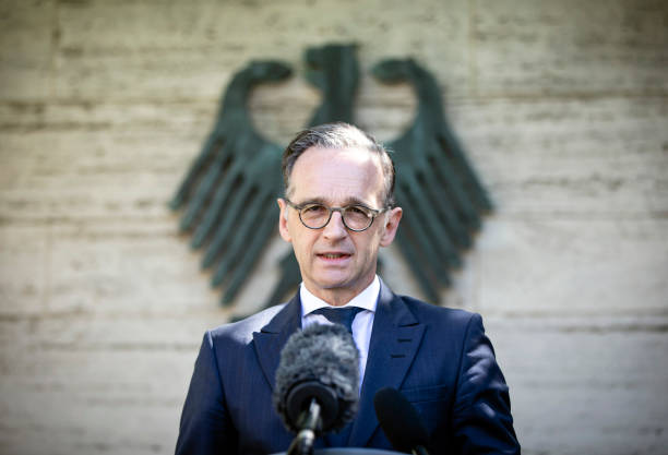 DEU: German Foreign Minister Speaks About Travel Restrictions In Europe