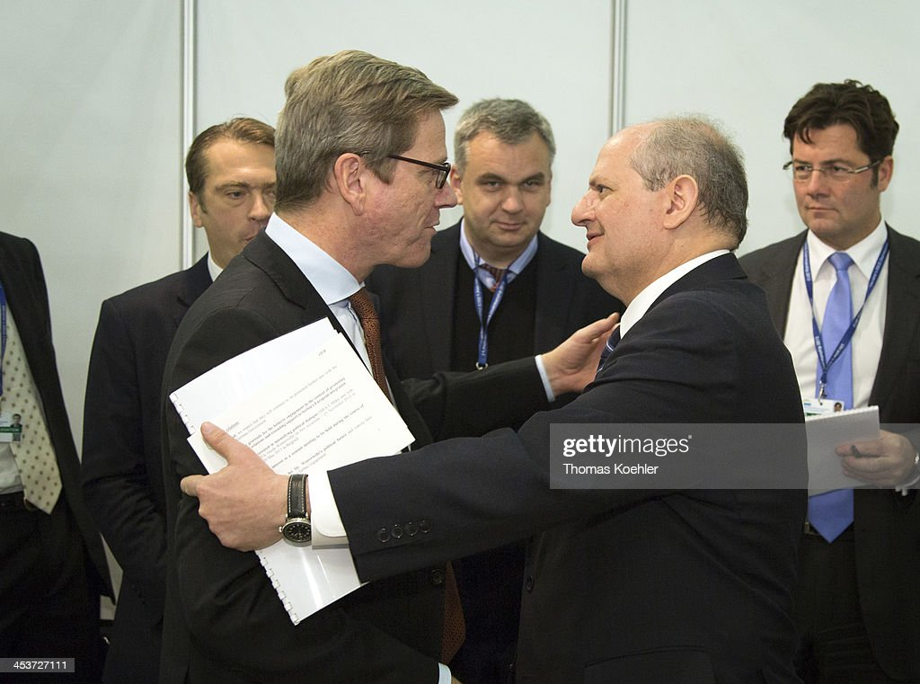 Westerwelle Attends OECD Foreign Ministers Meeting