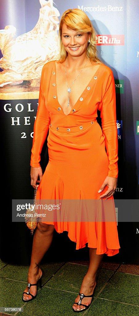 Goldene Henne Awards : News Photo