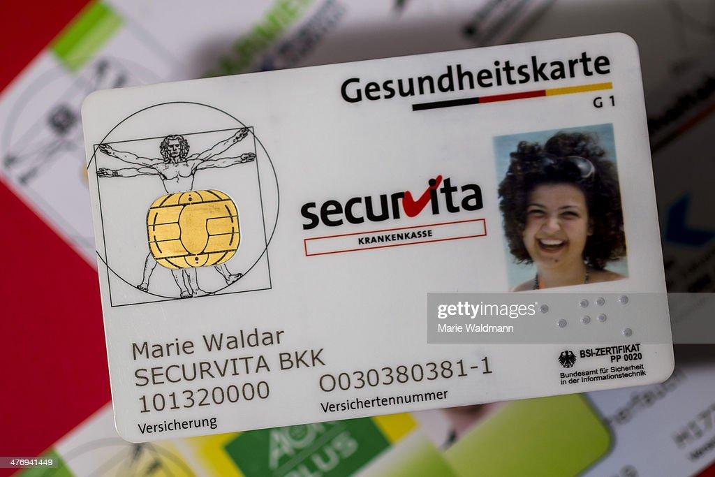 Health Cards : News Photo