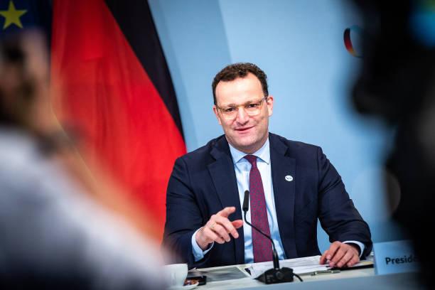 DEU: EU Health Ministers Meet In Berlin Over Coronavirus Measures