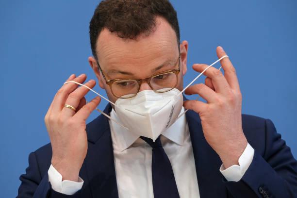 DEU: Health Authorities Provide Pandemic Update