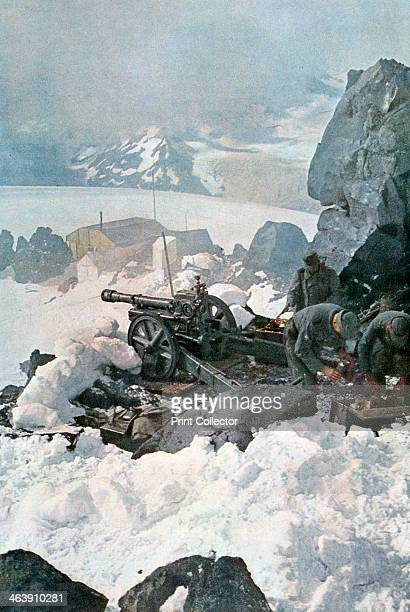 German high mountain battalion Elbrus Caucasus southeast Russia 1943 The German advance into the Soviet Union reached the Caucasus in 1942 its...