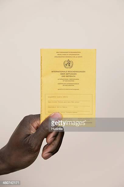 German Immunisation Certificate