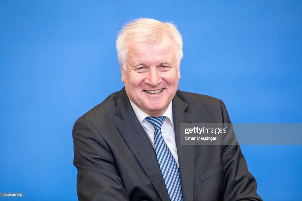 Seehofer Presents Master Plan For Migration Policy