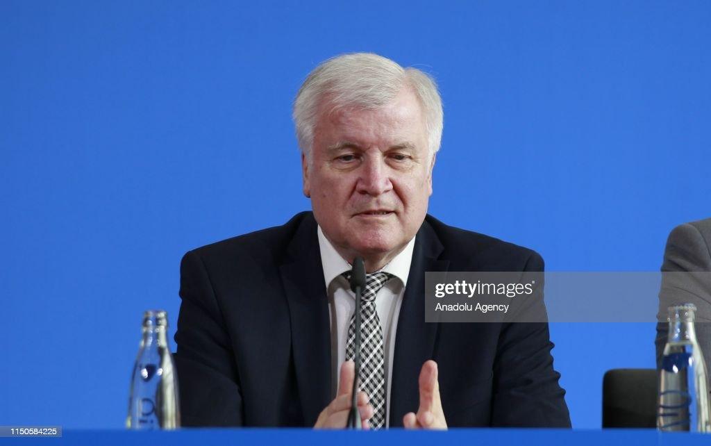 Killing of president of the Kassel regional council Lubcke : Nieuwsfoto's