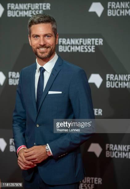 German journalist Ingo Zamperoni attends the opening ceremony of the Frankfurt Book Fair 2019 on October 15 2019 in Frankfurt am Main Germany