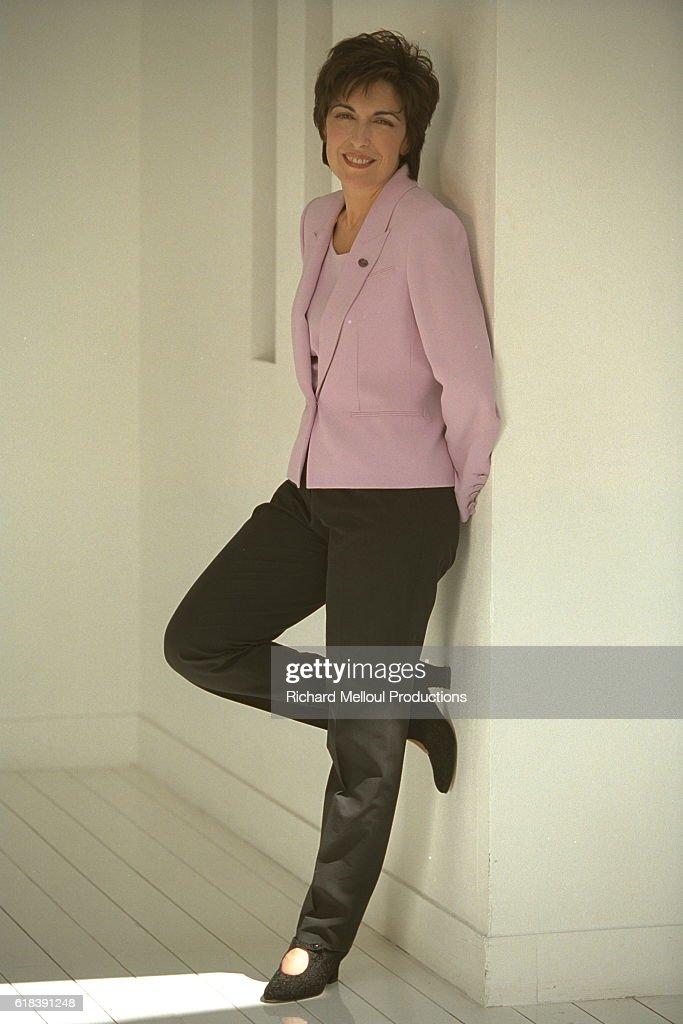 RUTH ELKRIEF : Photo d'actualité