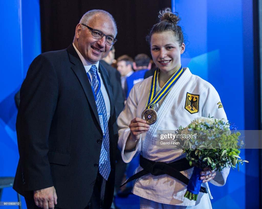 2018 Tel Aviv European Judo Championships