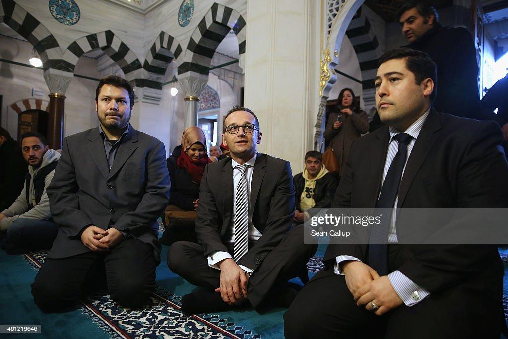 Berlin Mosque Outspoken Against Paris Attack